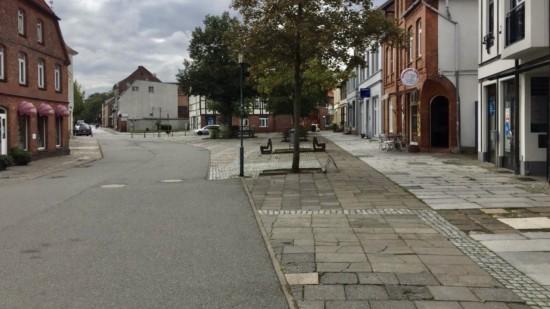 Lindenplatz Hagenow 1