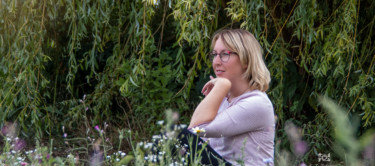 Elisabeth Aßmann 2020 - grün