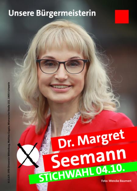 Stichwahl Margret Seemann