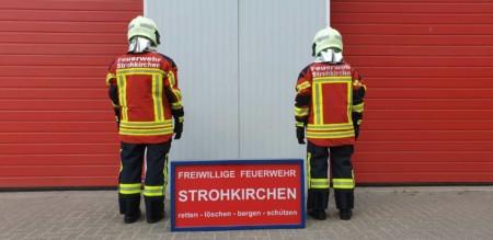 FFW Strohkirchen neue PSA