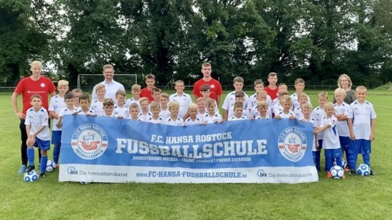 F.C. Hansa Fussballschule Wittenburg