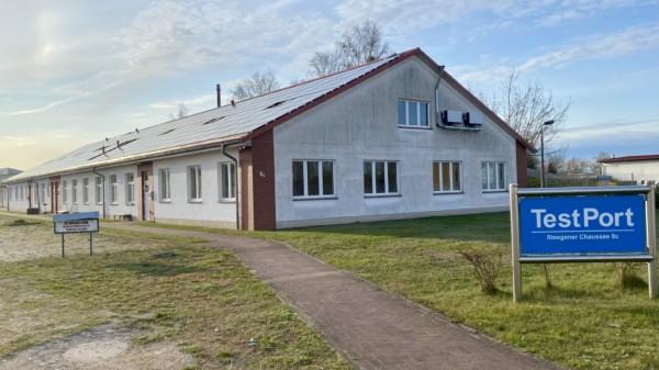 Impfzentrum Hagenow